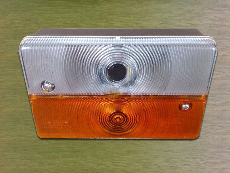 JCB PARTS PART NO. 700//30800 FRONT LIGHT ASSY